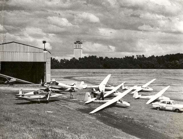 Im Juli 1969 feierte der Aero Club Bexbach sein 20jähriges Bestehen