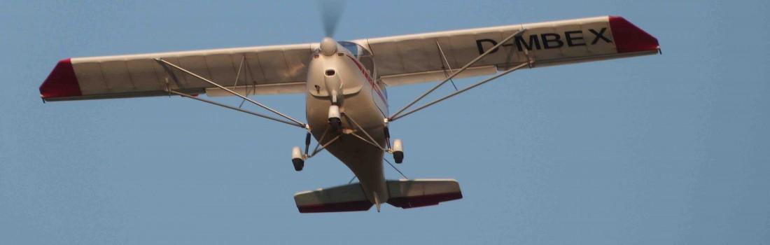 Ultraleichtflug